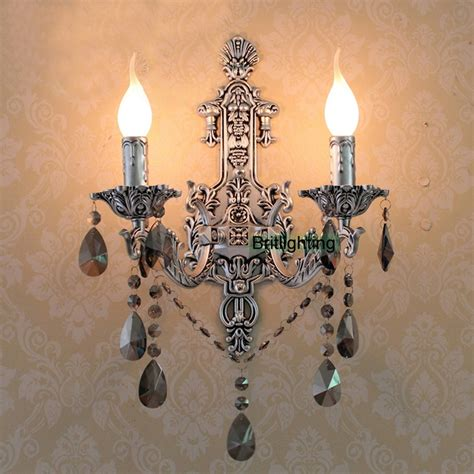 wall sconces for bathroom lighting vintage wall sconces aliexpress com buy antique silver wall sconces vintage