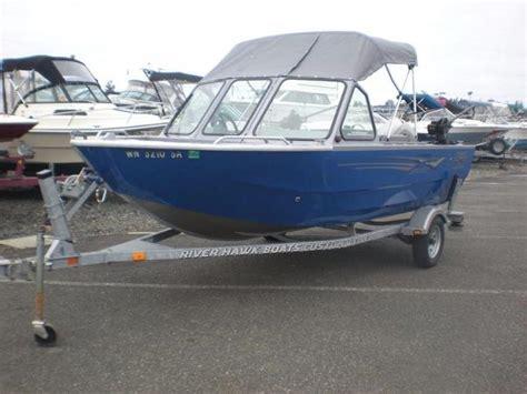 river hawk aluminum boats river hawk boats for sale boats