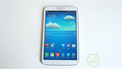 Tablet Samsung Galaxy Tab 3 8 recensione samsung galaxy tab 3 8 0