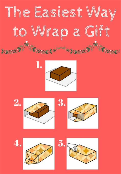 how to wrap a gift use our step by step guide