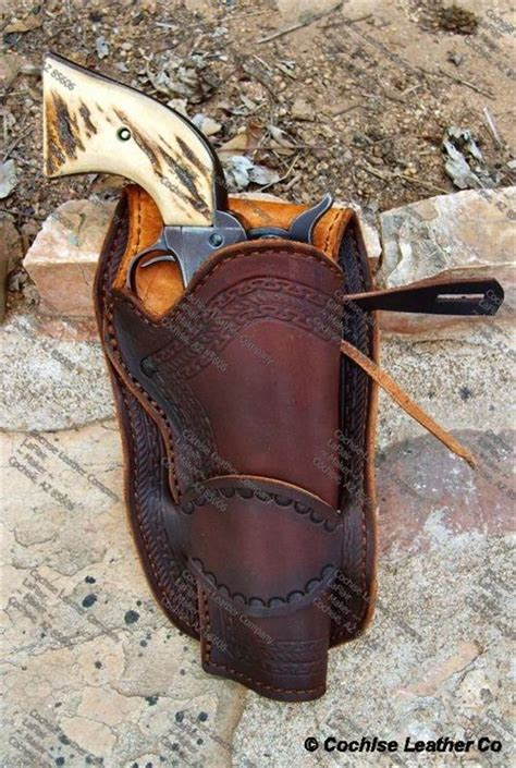 cochise leather the montana mexican loop variation holster