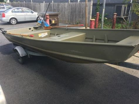 used jon boats for sale in ct 15 ft tracker jon boat with trailer for sale in torrington