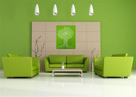 green room 5 modern green living rooms photos