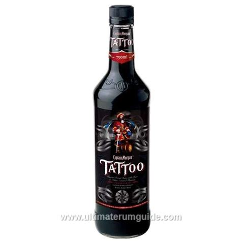 tattoo rum captain ultimate rum guide
