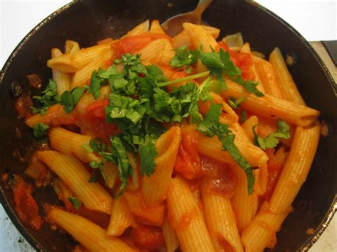 tomato pasta recipe indian cooking recipes tomato pasta indian style