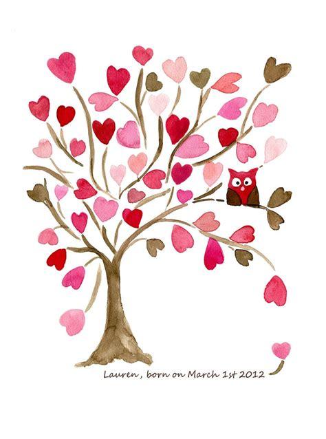 tree hearts 25 unique tree ideas on valentinstag