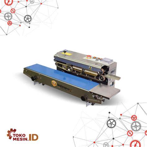 Mesin Continous Sealer Frb 770ii Hualian continuous sealer jual mesin continuous sealer