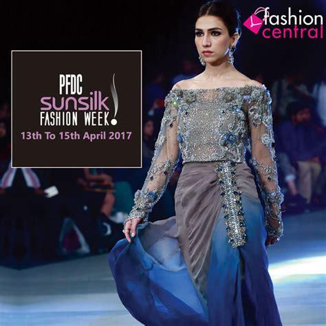 best sunsilk shoo pfdc sunsilk fashion week s 10th consecutive showcase
