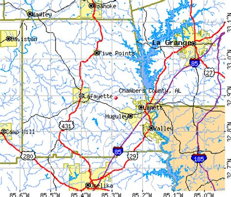 Chambers County Records Chambers County Alabama Detailed Profile Houses Real Estate Cost Of Living Wages