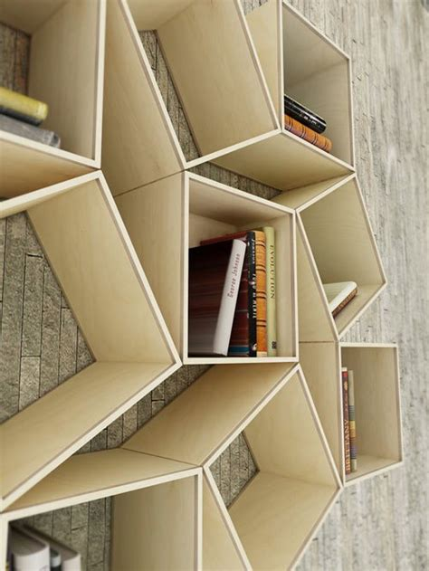 interesting square bookshelf that can transform into