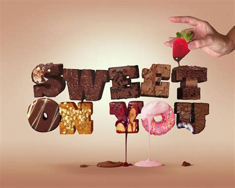 food typography tutorial photoshop how to create a tasty 3d typographic illustration in photoshop