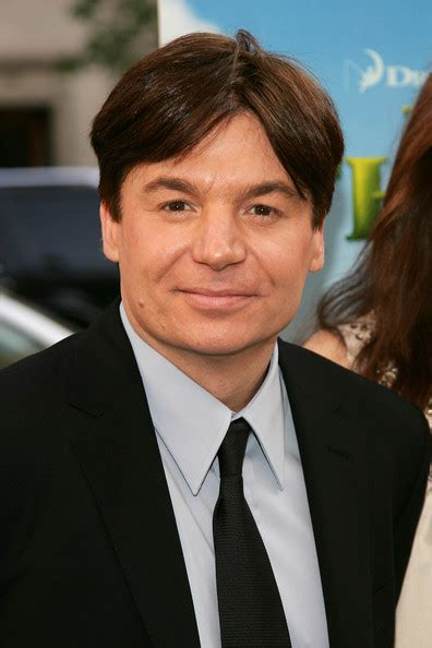 mike myers the actor mike myers in new york premiere of quot shrek the third