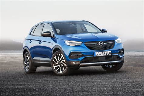 opel de new grandland x to become opel s in hybrid