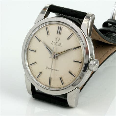 Omega Sidney buy vintage omega seamaster from 1958 sold items