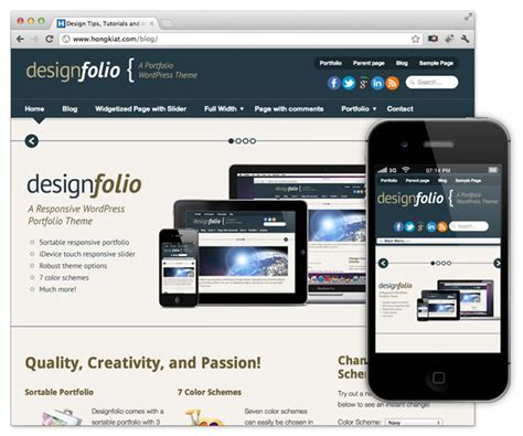 responsive themes in wordpress free download 40 free responsive wordpress themes hongkiat