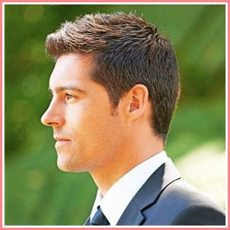 groom hair sty 12 short wedding haircuts for men