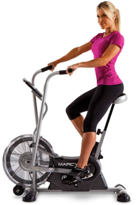 marcy air 1 fan bike marcy air 1 fan exercise bike review