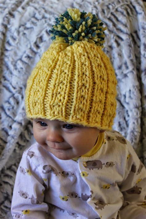 knitting pattern youth hat kid s banana beanie allfreeknitting com