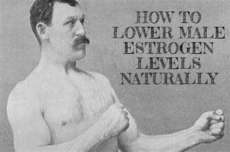 estrogen hormone effect on men 20 ways to lower male estrogen levels naturally 187 the