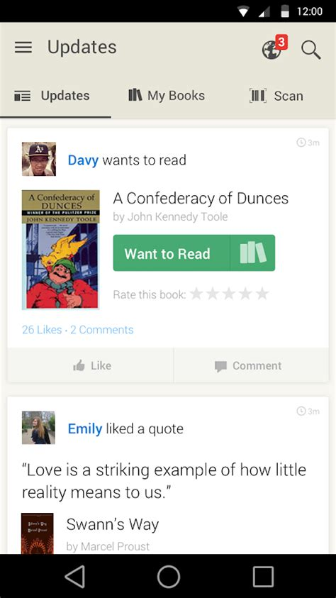How To Search For On Goodreads Goodreads Android Apps On Play