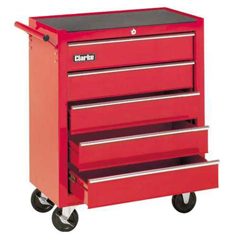 Cabinet Tools by Clarke Tools Chronos Ctc500b Tool Cabinet