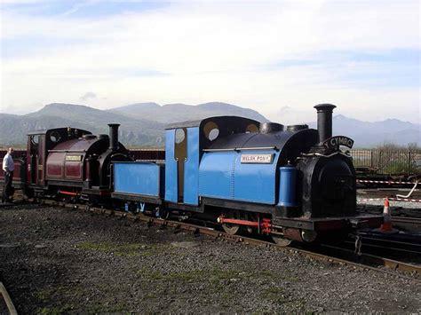 the blue palmerston ffestiniog railway society album