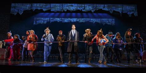groundhog day national tour new musical groundhog day to end broadway run will embark