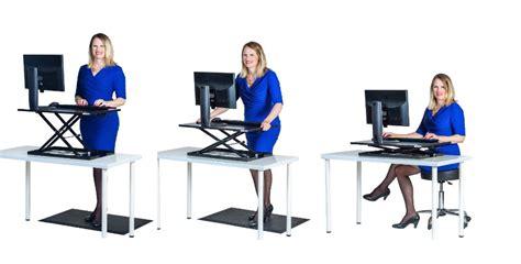 convert your desk to a stand up desk convert sit desk to stand up desk stand up desk