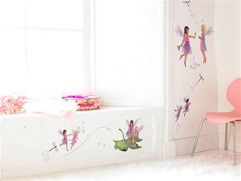 Wall Stickers Beautiful Fairies Interior Home Wall Sweet Wall Stickers Decor Interior Design Ideas