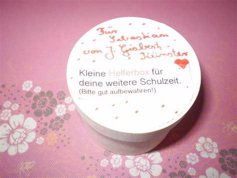 Einfache Weihnachtsdeko Basteln 5979 by Stempelfein Geschenk Der Lehrerin Zur Schulentlassung