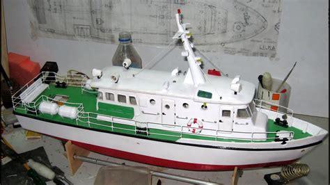 model boat building lilka pilot youtube