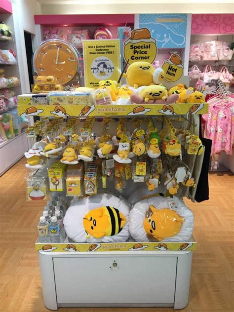 Sanrio Gift Card - sanrio gift gate gudetama products promotion from 2 31 aug 2016