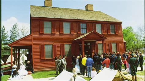 john wilkes booth house the escape route of john wilkes booth visit maryland
