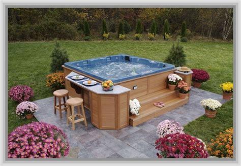 Fine Patio Hot Tub Design Ideas   Patio Design #146