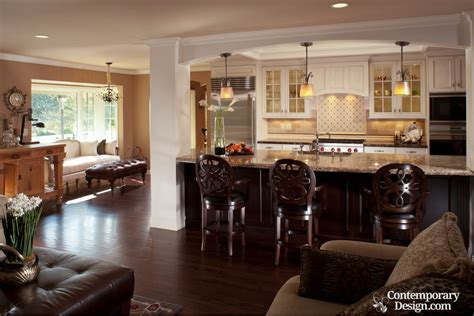kitchen and living room ideas open kitchen dining room