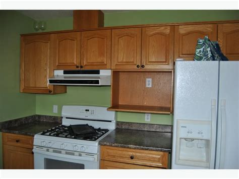 used oak kitchen cabinets solid oak kitchen cabinets countertop for sale cbell