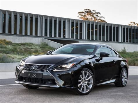 lexus car 2016 2016 lexus rc car review autobytel com