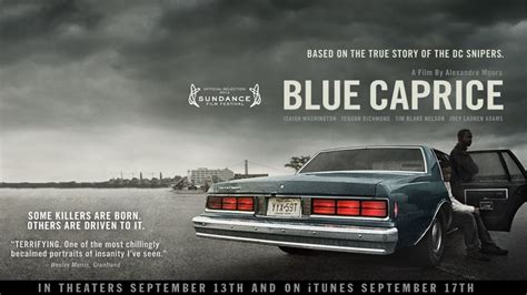 Blue Caprice 2013 Blue Caprice Official Trailer 2013 Youtube