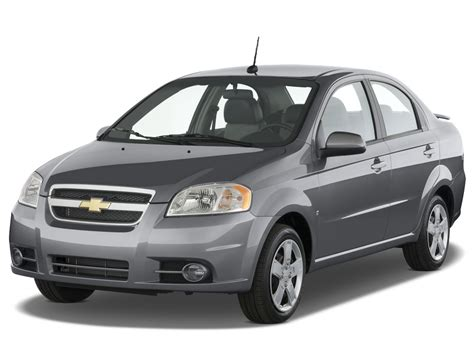 2009 chevrolet aveo reviews and rating motor trend