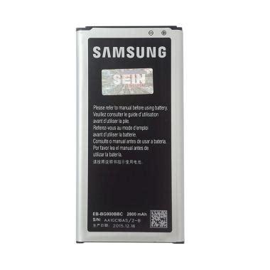Baterai Samsung S5 jual samsung original battery galaxy s5 sm i9600 or galaxy