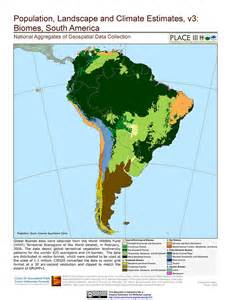 population map of south america maps 187 population landscape and climate estimates place