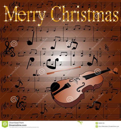 Kã Ndigen Brief Vrolijke Kerstmis De Prentbriefkaar Vector Illustratie Illustratie 60895765
