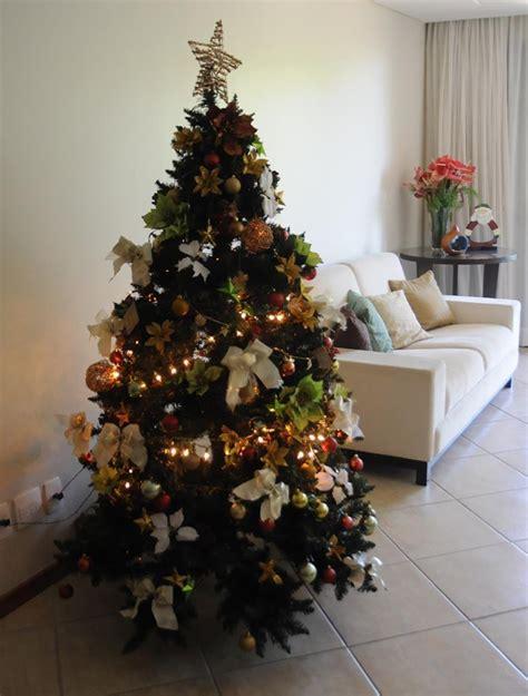 decoração arvore de natal vermelho e branco confira as melhores dicas de decora 231 227 o de 225 rvores de natal