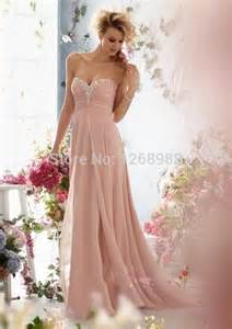occasion dresses for weddings special occasion pink chiffon wedding dress sweep