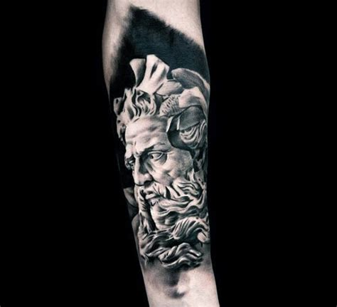 god tattoos for men 80 zeus designs for a thunderbolt of ideas