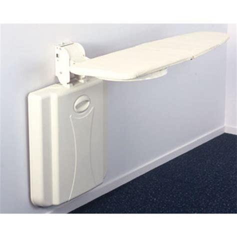 ironing board wall mounted ironing center  lifestyle