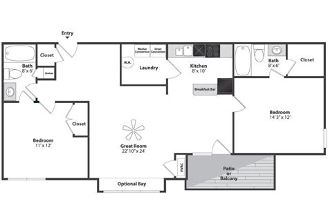split floor plans two bedroom split floor plan napcincinnati