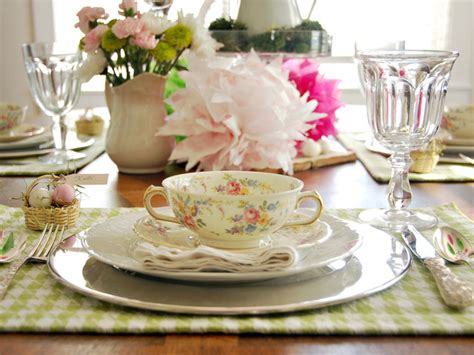 spring table settings ask t stevens spring table settings to try in your home