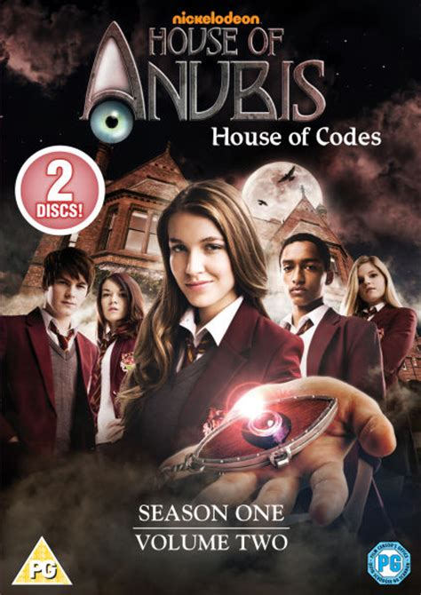 house of anubis season 1 house of anubis season 1 volume 2 dvd zavvi