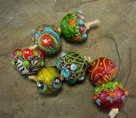 sari rainbow lwork bead 17 best images about l work on glass